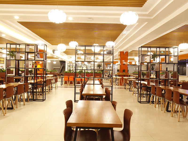 Nanhua university canteen