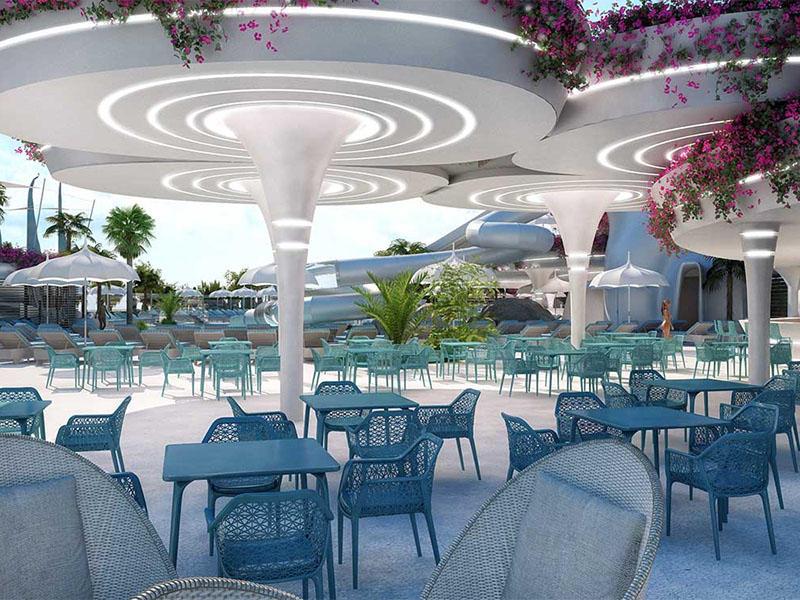 Bora Bora beach club ( Russia )