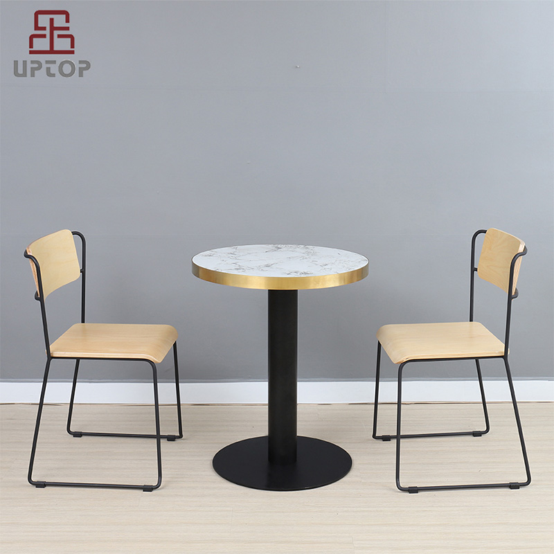 Uptop Furnishings-Manufacturer Of Industrial Chairs Uptop Assembled Bent Plywood Metal Dining-6