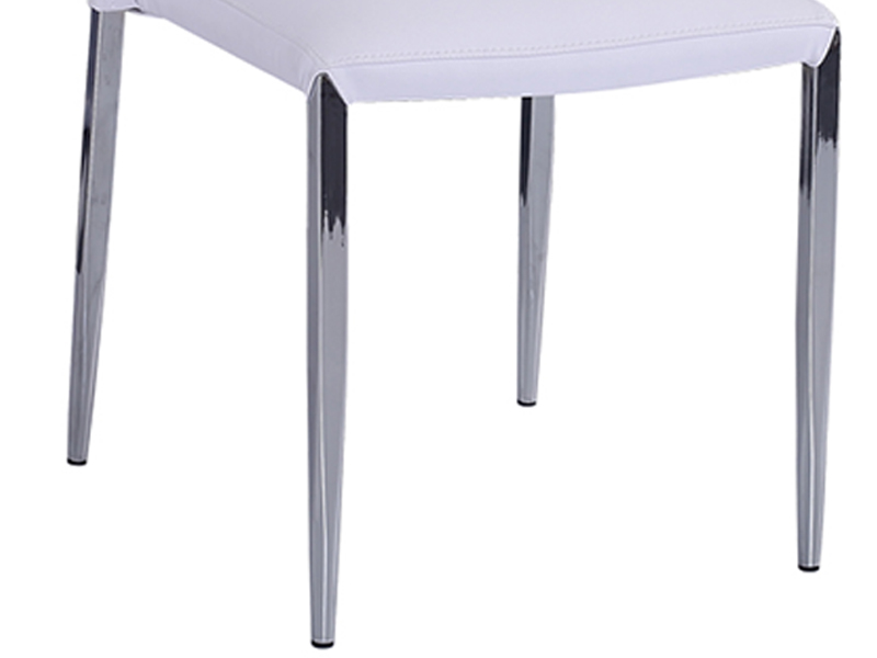 Uptop Furnishings-Professional Cafe Metal Chair Restaurant Dining Chairs Manufacture-2