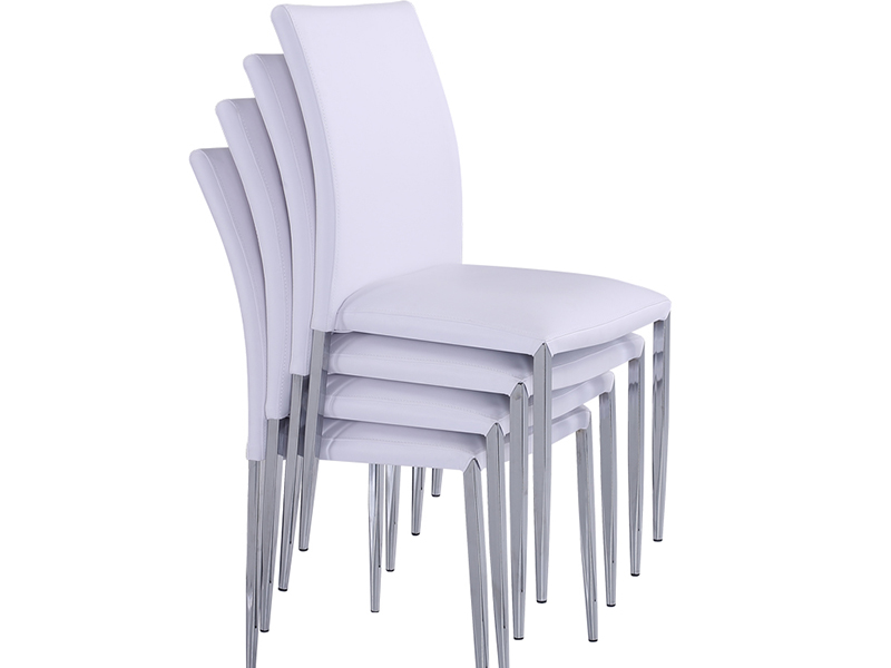 Uptop Furnishings-Find Industrial Leather Dining Chairs Restaurant Metal Chair From Uptop-3
