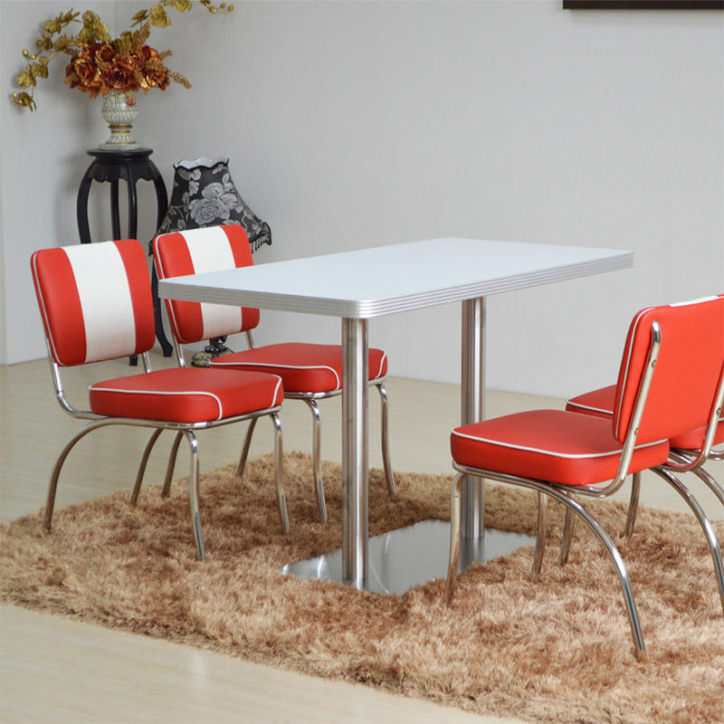 Hot indoor metal restaurant chairs assembled Uptop Furnishings Brand