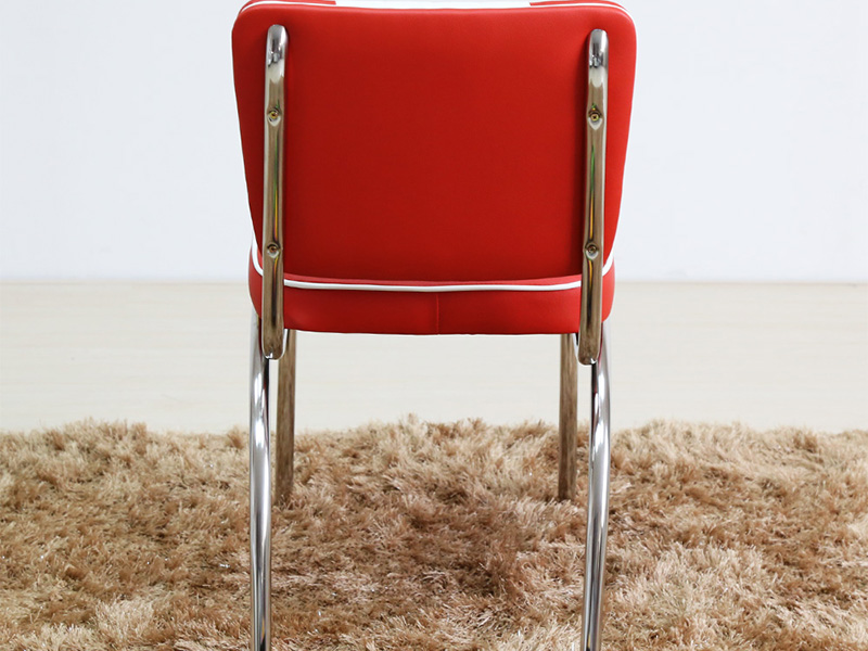 Uptop Furnishings-Find Industrial Metal Chairs Dining Chairs With Metal Legs From Uptop -3