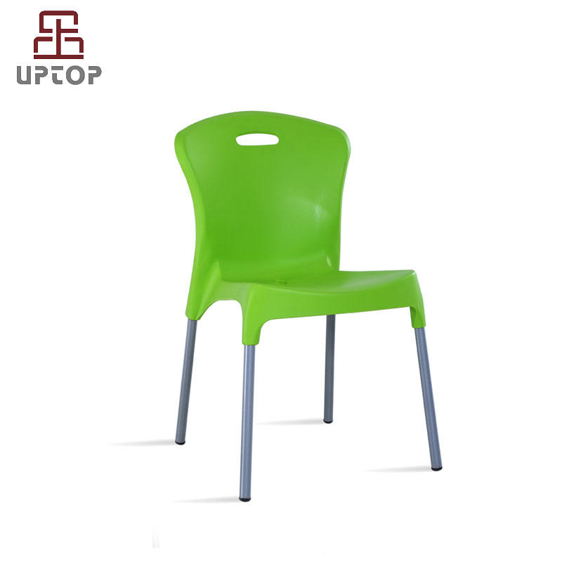 Outdoor Plastic Side Chair (SP-UC033)