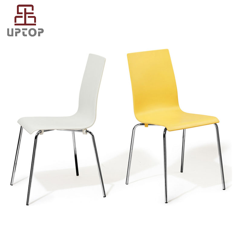 Uptop Furnishings-Manufacturer Of Cafe Plastic Chairs Uptop Stackable Plastic Dining Chair-1
