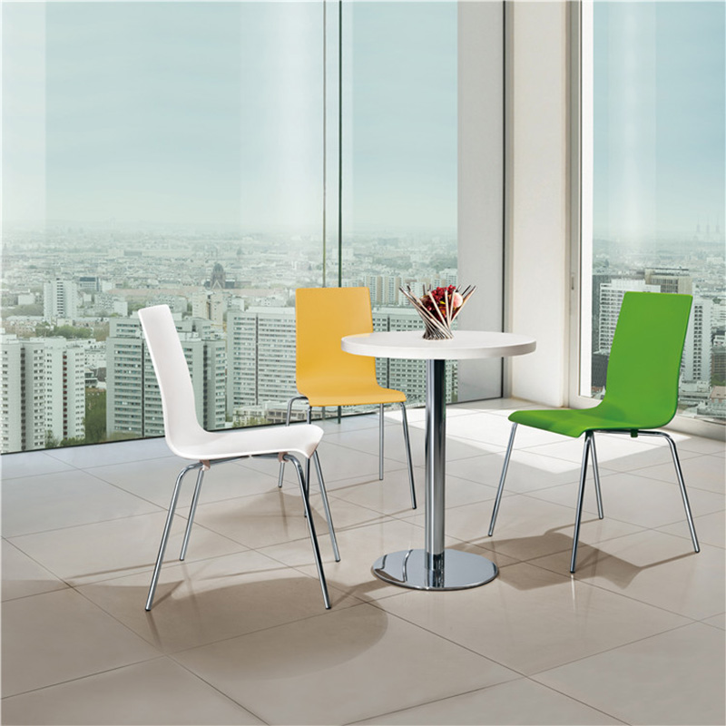 Uptop Furnishings-Manufacturer Of Cafe Plastic Chairs Uptop Stackable Plastic Dining Chair-4