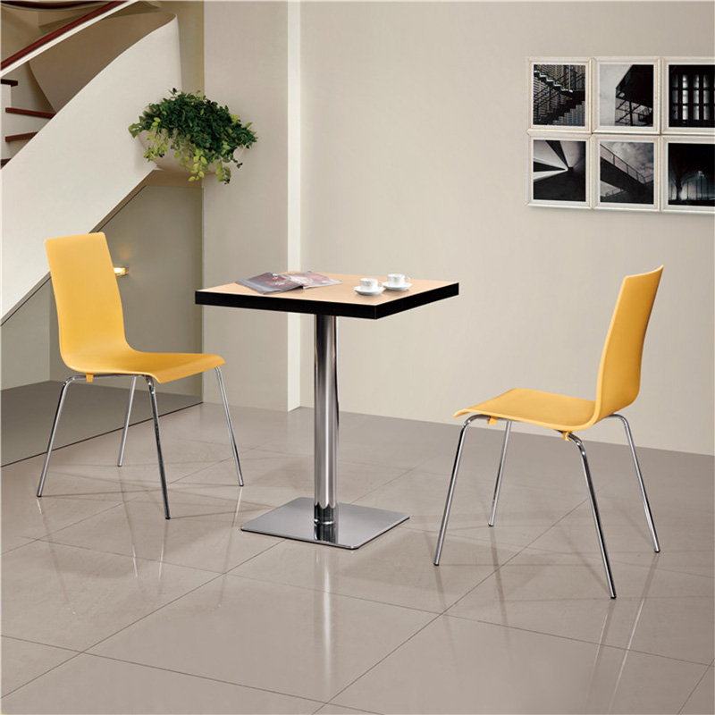 Uptop Furnishings-Manufacturer Of Cafe Plastic Chairs Uptop Stackable Plastic Dining Chair-5