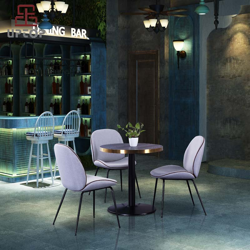 Uptop Furnishings-Kitchen Tables For Sale Manufacture | Laminate Top Round Restaurant Dining-1