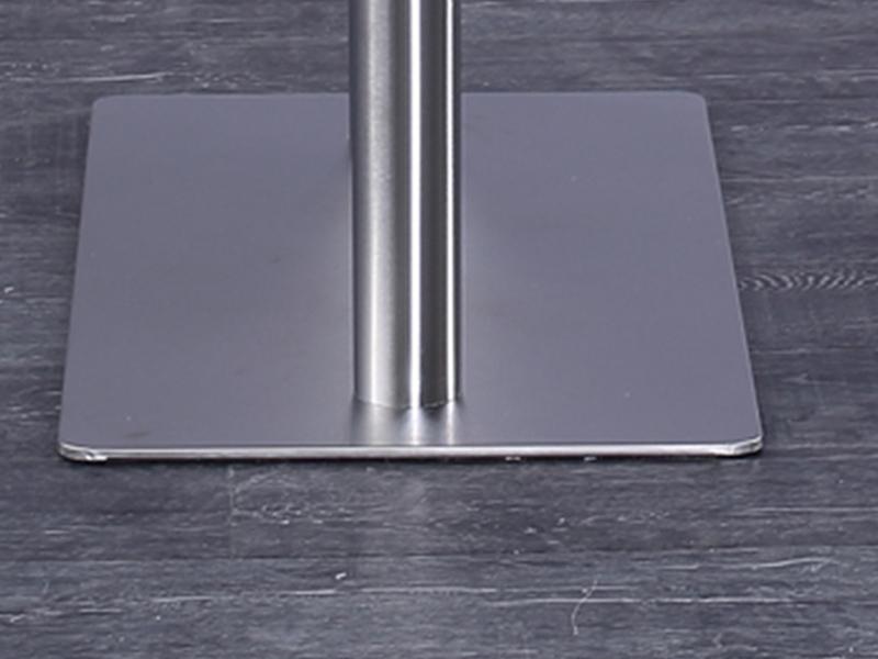 Uptop Furnishings-Dining Table Online | Modern Rectangular Restaurant Dining Table-3