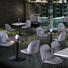 Uptop Furnishings executive cheap dining table table for bank
