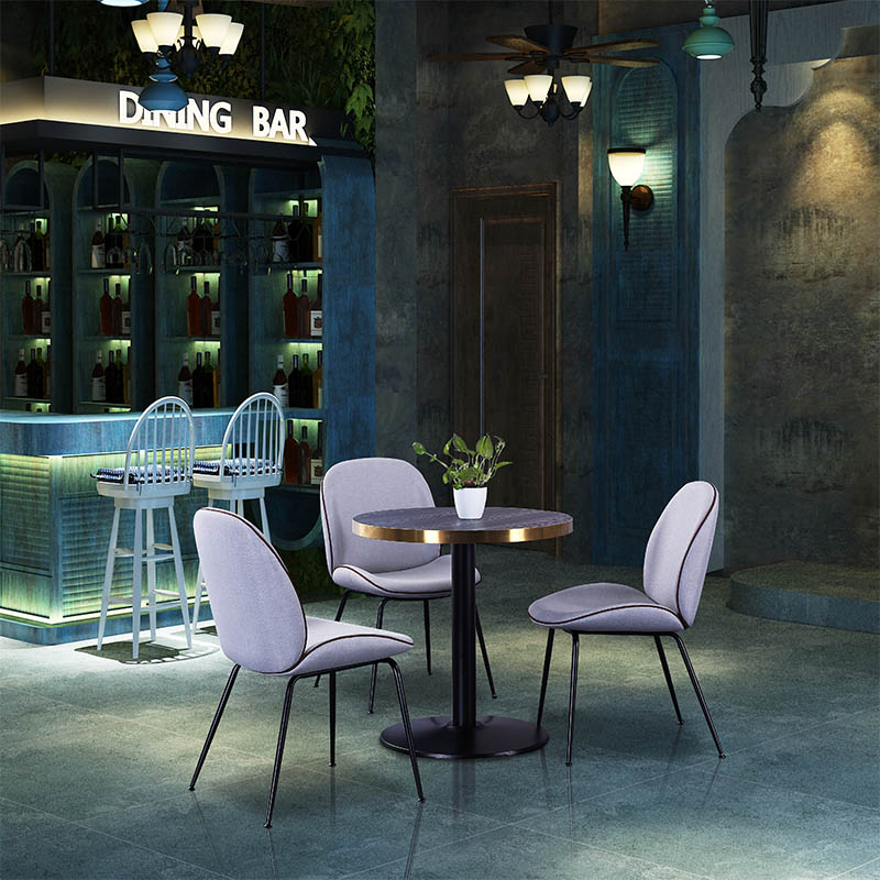 Uptop Furnishings executive dining table Certified for hotel-7