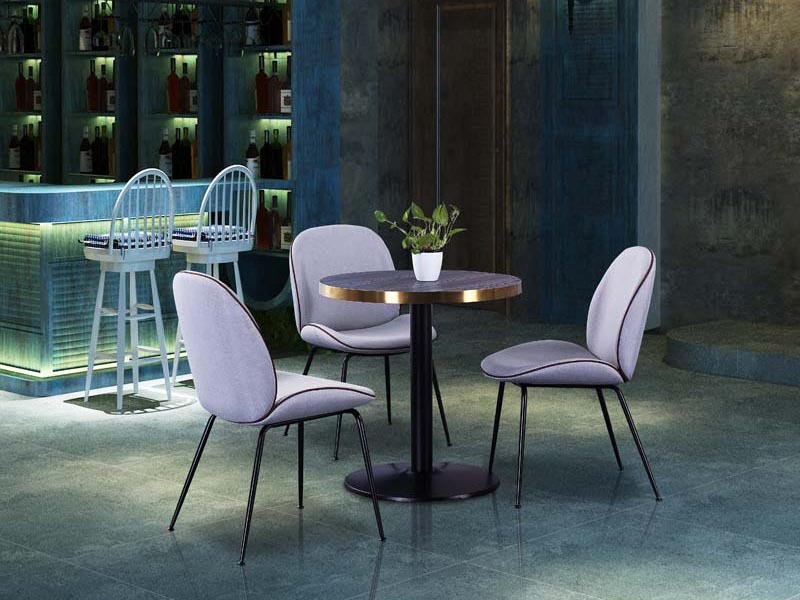 Uptop Furnishings executive dining table Certified for hotel-5
