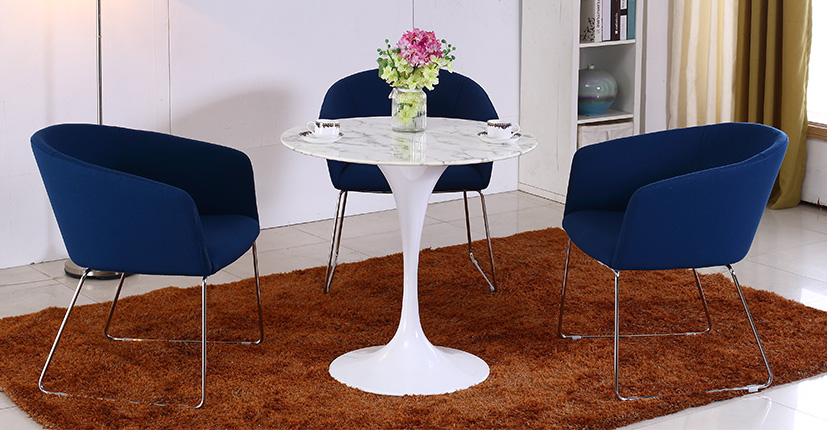 Uptop Furnishings-Best Coffee Table White Round Tulip Table On Uptop Furnishings