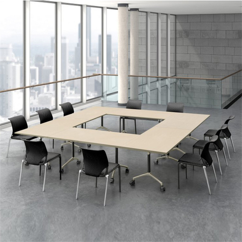Uptop Furnishings-Commercial Leather Sofa Conference Table On Uptop Furnishings-5