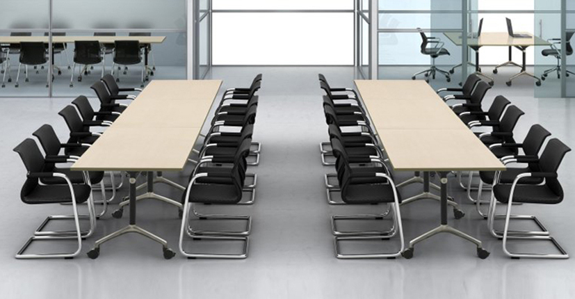 Uptop Furnishings-Commercial Leather Sofa Conference Table On Uptop Furnishings