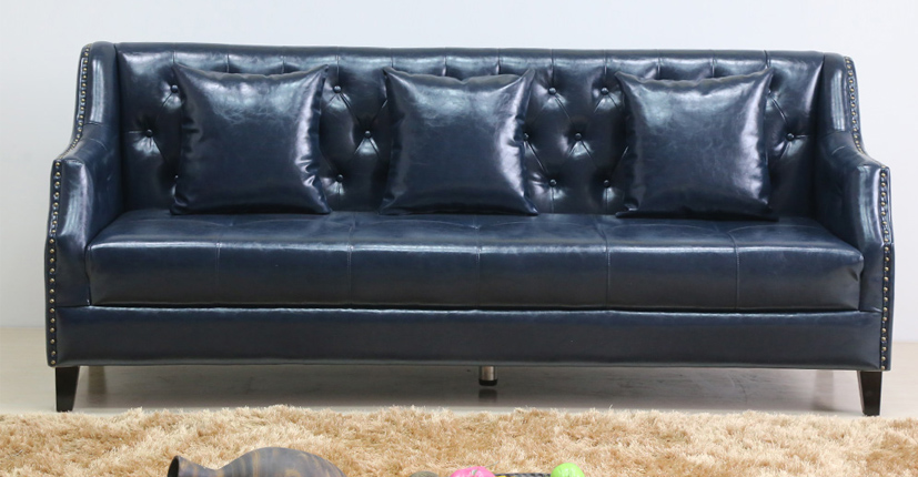 Uptop Furnishings Luxury mid century modern sofa factory price for cafe-7