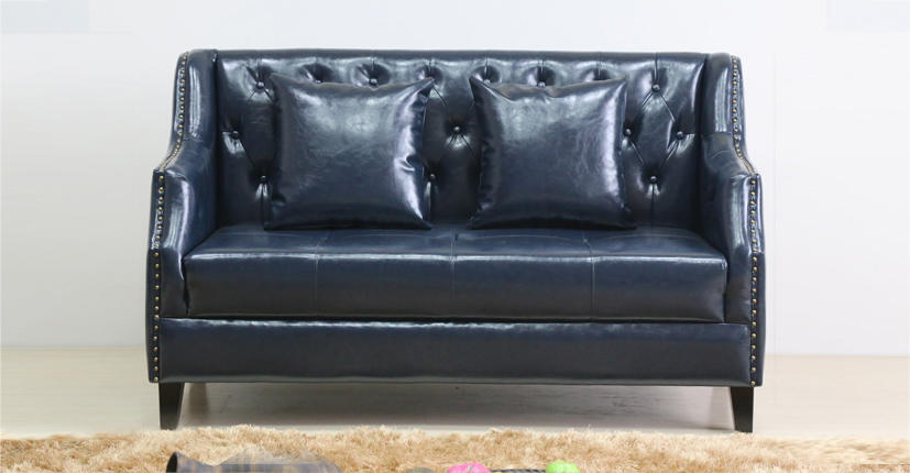 Uptop Furnishings Luxury mid century modern sofa factory price for cafe
