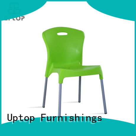 Uptop Furnishings superior cafe plastic chairs bulk production for restaurant
