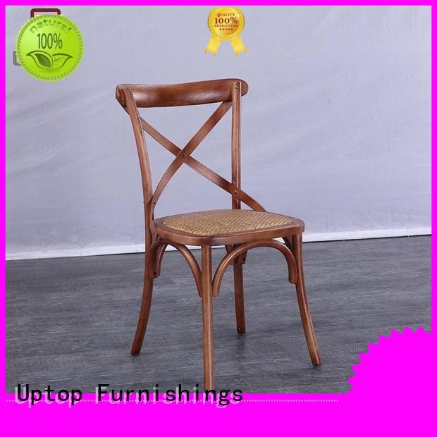 Uptop Furnishings uptop wooden dining room chairs bulk production
