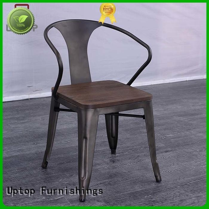 stainless steel dining chairs certifications for cafe