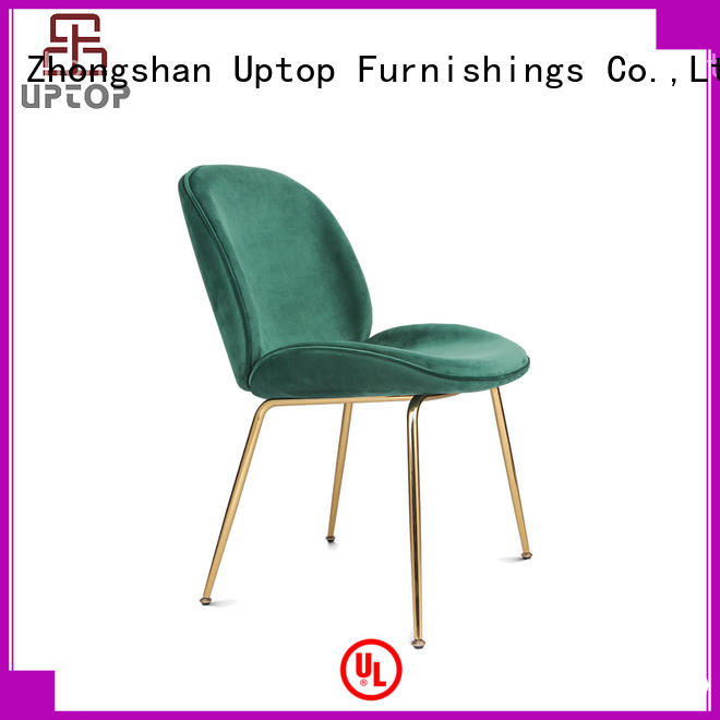 upholstered arm chair room fabric Uptop Furnishings Brand