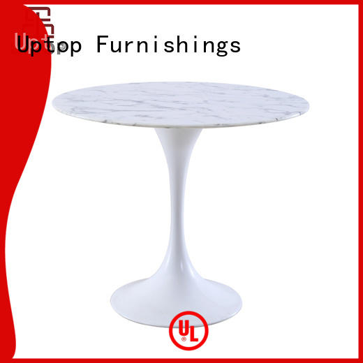 Uptop Furnishings reasonable round tulip table long-term-use for public