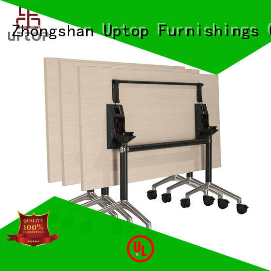 Uptop Furnishings good-package conference folding table steel for airport