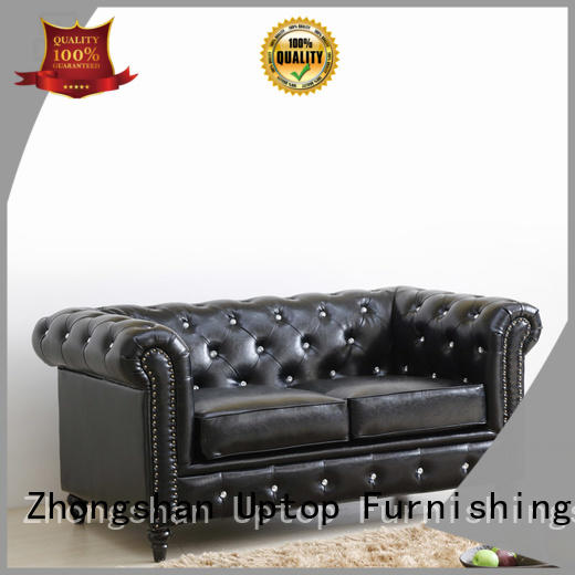 Uptop Furnishings loveseat reception sofa inquire now for school