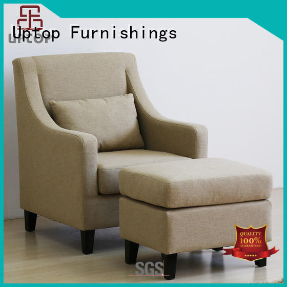 Uptop Furnishings superior upholstery chair bulk production for bank
