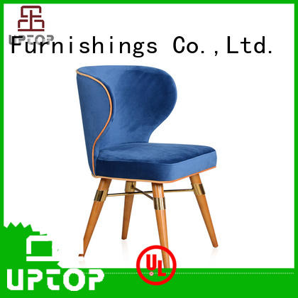 Uptop Furnishings steel side chairs free design for restaurant