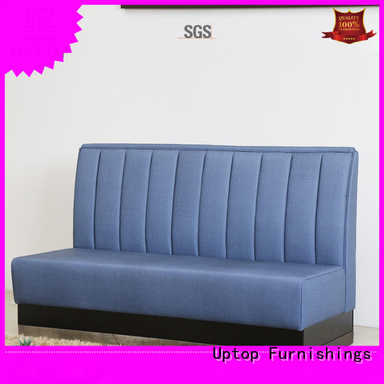 modular restaurant booth seating factory price for hotel