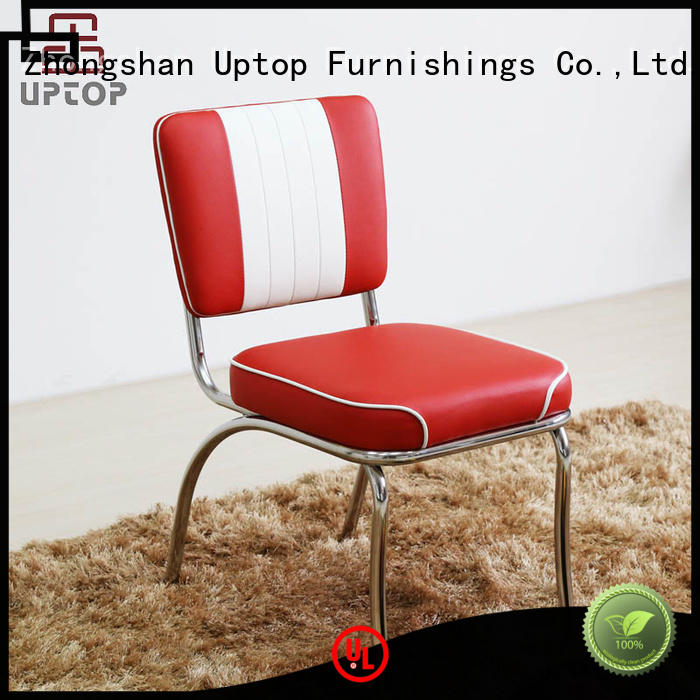 Uptop Furnishings retro restaurant chairs China Factory for home