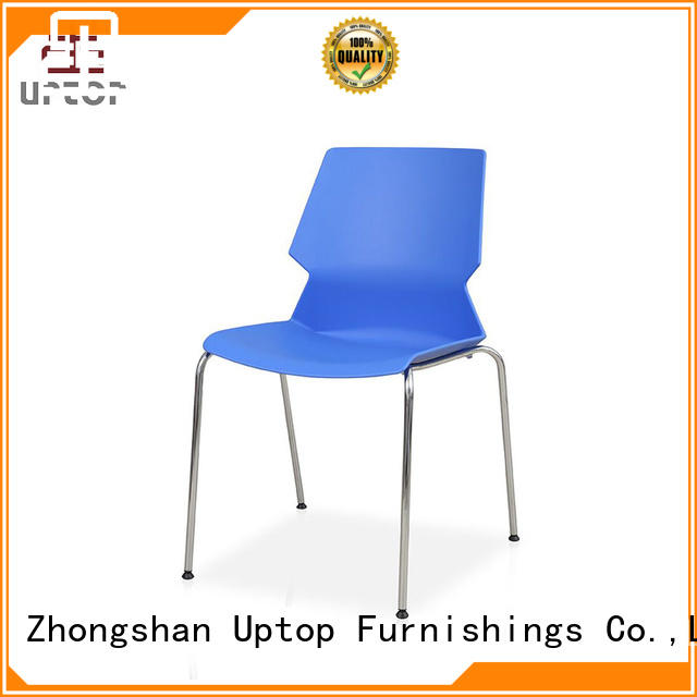 dining side Uptop Furnishings Brand plastic lounge chairs factory