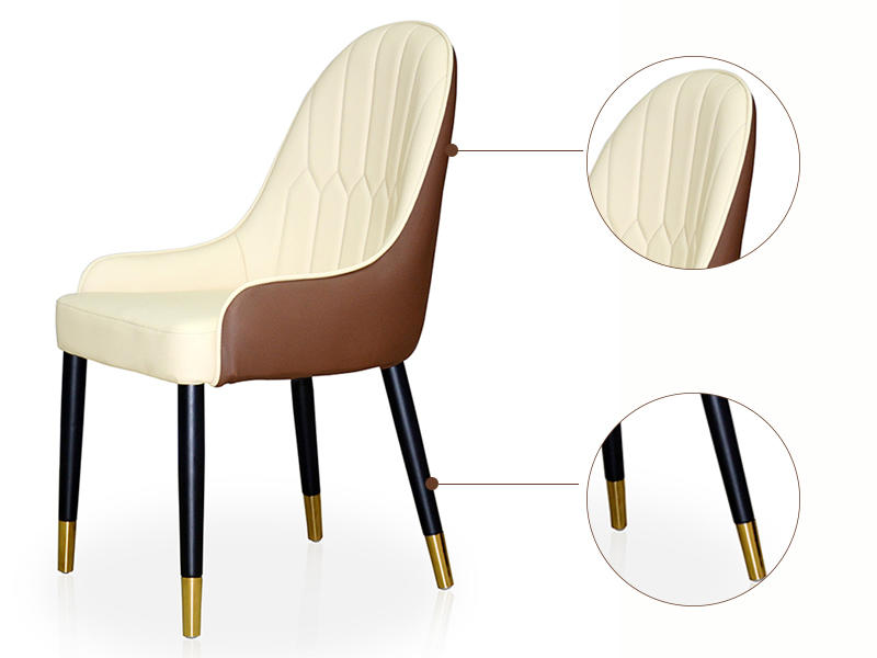 Uptop Furnishings-Best Wooden Chairs For Sale Uptop Modern Accent Low Arm Chair-1