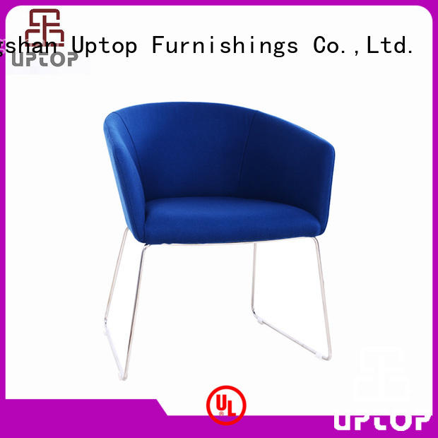 Uptop Furnishings Brand office upholstered arm chair louis supplier