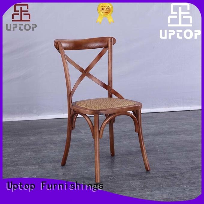 wooden chairs for living room solid for hotel Uptop Furnishings