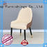 elm living Uptop Furnishings Brand wooden dining room chairs factory