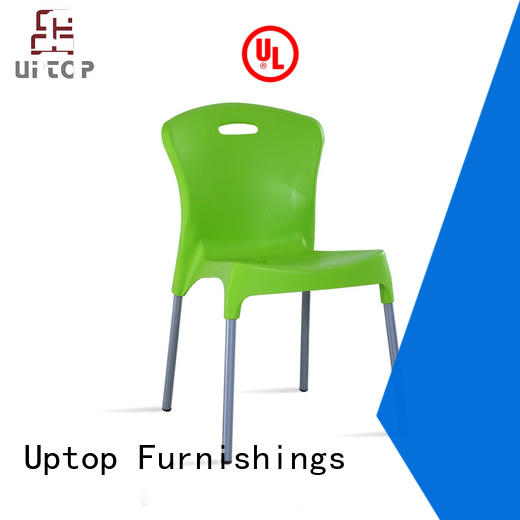 Uptop Furnishings Various style plastic dining chairs bulk production for bar
