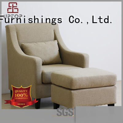 upholstered arm chair legs accent upholstery chair Uptop Furnishings Brand