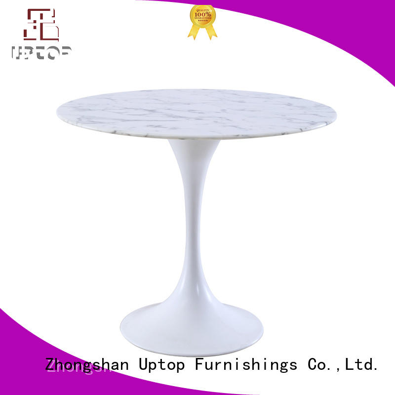 round leisure table style Uptop Furnishings company