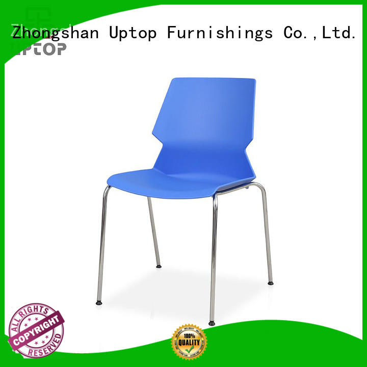 Uptop Furnishings Luxury plastic outside chairs from manufacturer for bar