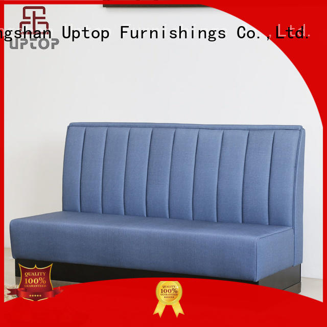 Uptop Furnishings Luxury restaurant bench seating buy now for hotel