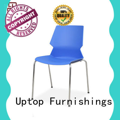 Uptop Furnishings Luxury plastic dining chairs for cafe