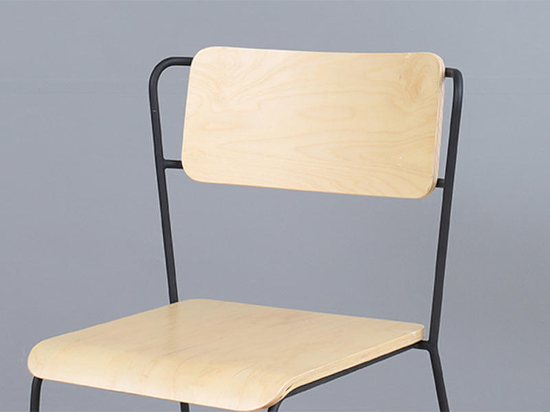 Uptop Furnishings-Manufacturer Of Industrial Chairs Uptop Assembled Bent Plywood Metal Dining-1