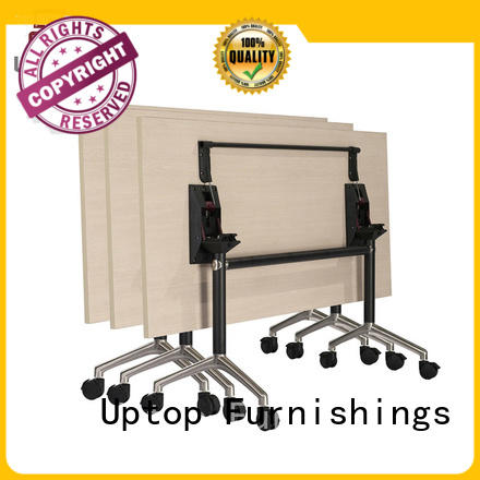 stainless conference folding table from manufacturer for bank