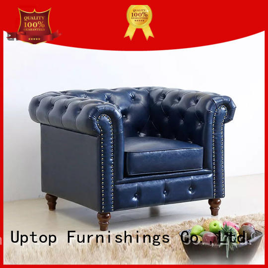 button industrial furniture arm for bank Uptop Furnishings