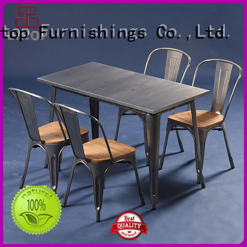 diner red modern table & chair set Uptop Furnishings Brand