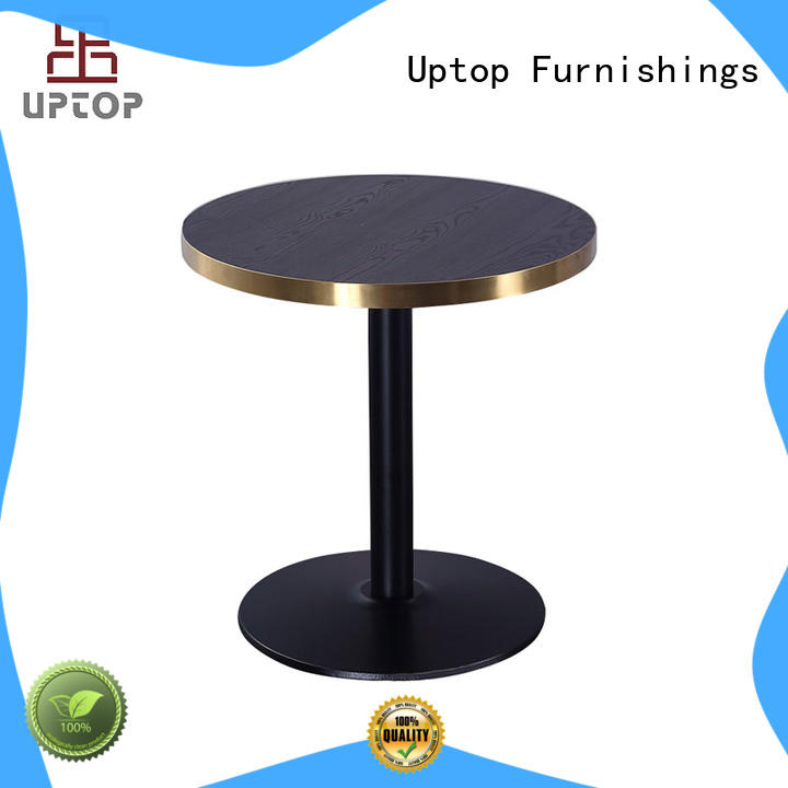Uptop Furnishings tolix dining table China Factory for school
