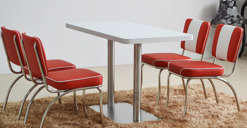 Uptop Furnishings-Find Industrial Metal Chairs Dining Chairs With Metal Legs From Uptop