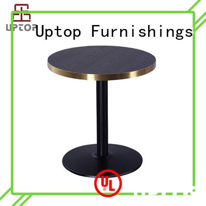 Uptop Furnishings round dining table Certified for hotel